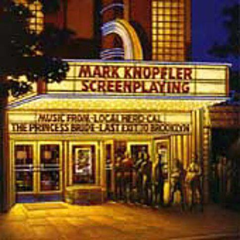 Screenplaying by Mark Knopfler 1CD
