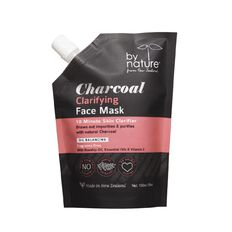 By Nature Charcoal Face Mask