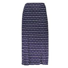 Kate Madison Side Split Maxi Skirt