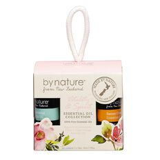By Nature Vitality & Spirit Essential Oil Collection 4 Piece