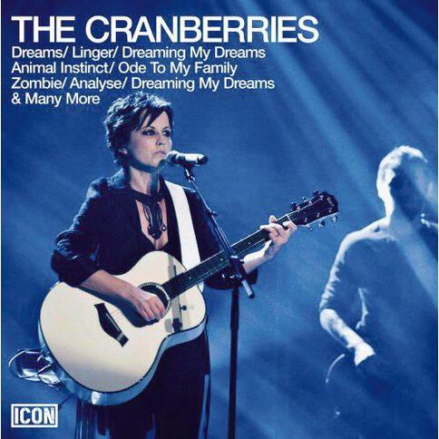 Icon CD by The Cranberries 1Disc