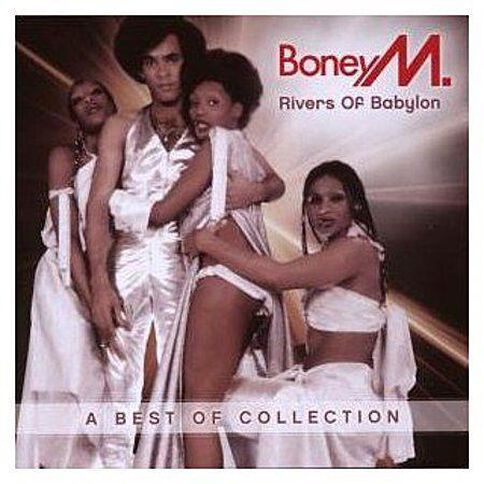 Rivers of Babylon Collection CD by Boney M 1Disc