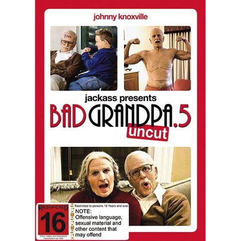 Bad Grandpa .5 DVD 1Disc