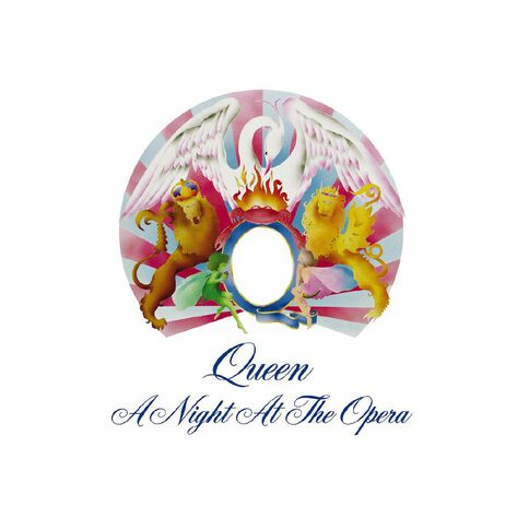 A Night at Opera CD by Queen 1Disc