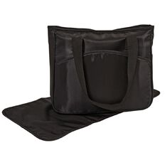 Lullaboo Nappy Bag Black
