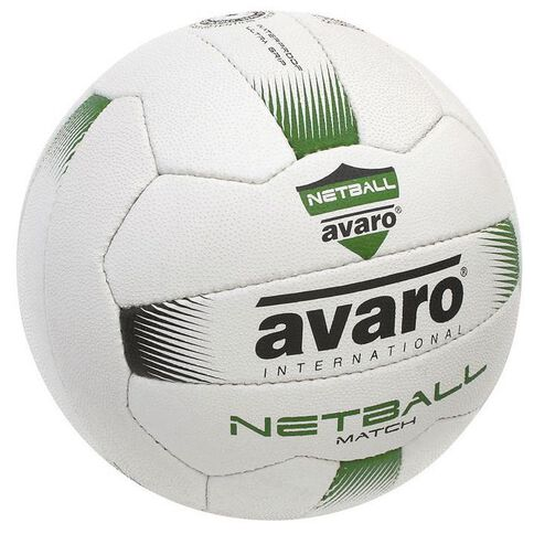 Avaro Netball Ball Match Assorted