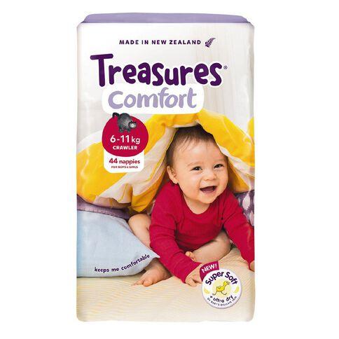 Treasures Bulk Crawler 44 Pack