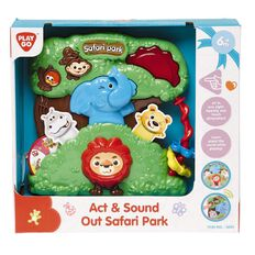 Playgo Act and Sound Out Safari Park