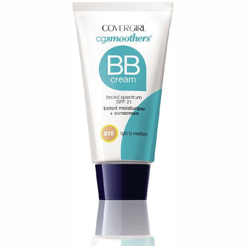 Covergirl Smoothers BB Cream Light to Medium