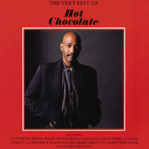 Very Best of CD by Hot Chocolate 1Disc