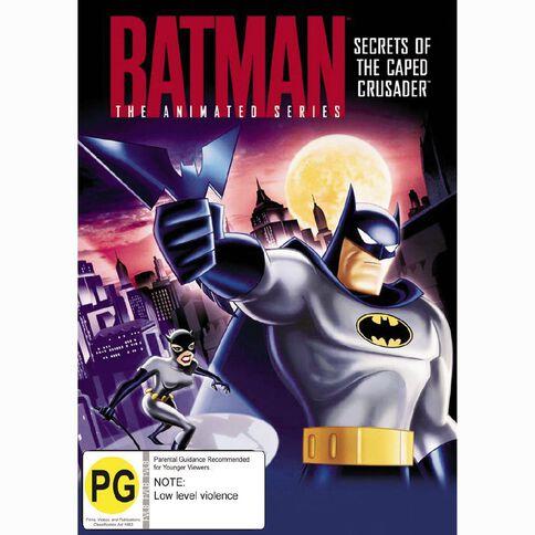 Batman Animated Volume 4 DVD 1Disc