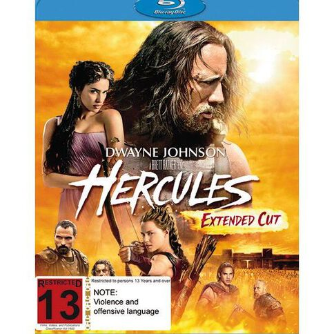 Hercules Blu-ray 1Disc