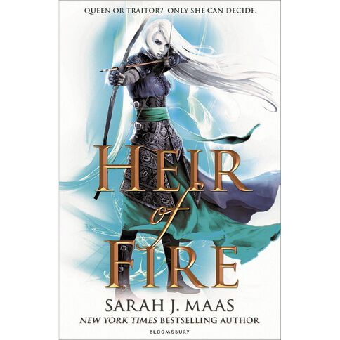 Throne of Glass #3 Heir of Fire by Sarah J Maas