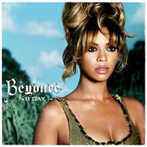 B'Day by Beyonce CD
