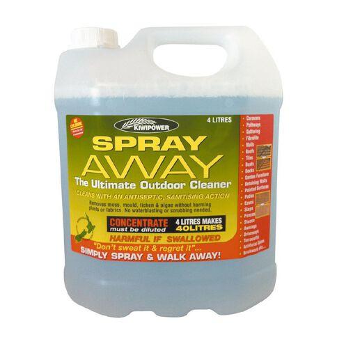 Spray Away Moss Kill 4L