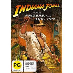 Indiana Jones And The Raiders Of The Lost Ark Special Edition DVD 1Disc