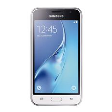 Skinny Samsung Galaxy J1 2016 Locked White