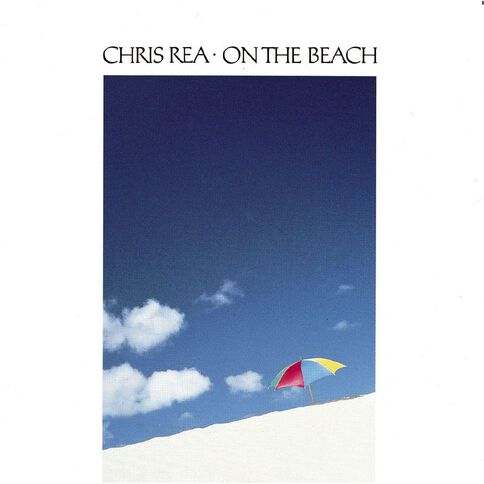 On The Beach CD by Chris Rea 1Disc