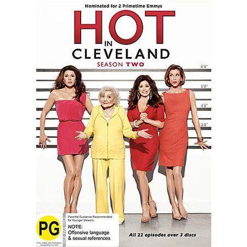 Hot In Cleveland Season 2 DVD 3Discs
