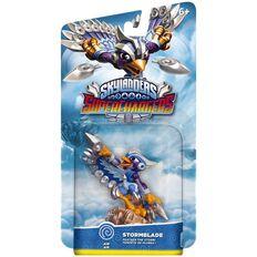 Skylanders Super Chargers Character Stormblade