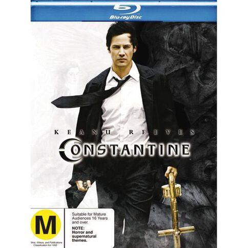 Constantine Blu-ray 1Disc