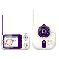 Vtech Safe & Sound Video & Audio Baby Monitor BM3000
