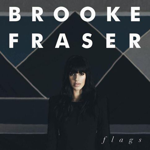 Flags by Brooke Fraser CD