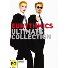 Eurythmics the Ultimate Collection DVD 1Disc