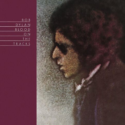 Blood On the Tracks CD by Bob Dylan 1Disc
