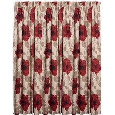 Elemis Curtains Harper Ruby