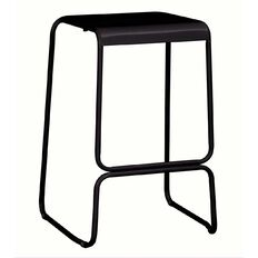 Living & Co Dylan Stool Black