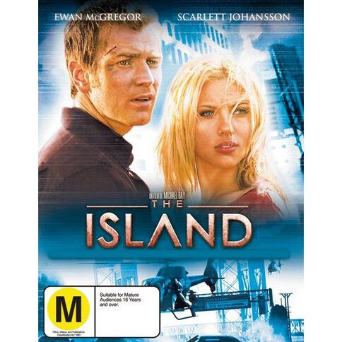 The Island DVD 1Disc