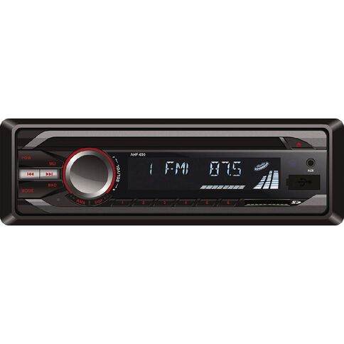 American Hi-Fi AHF 630 CD Tuner MP3 USB SD Bluetooth Player 4 50w