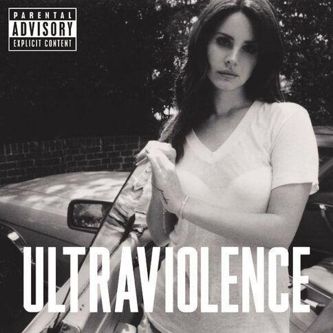 Ultraviolence CD by Lana Del Rey 1Disc