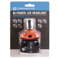 Campmaster Hi Power LED Headlight 3W