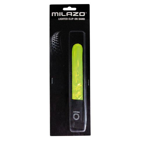 Milazo Bike Lighted Clip on Band