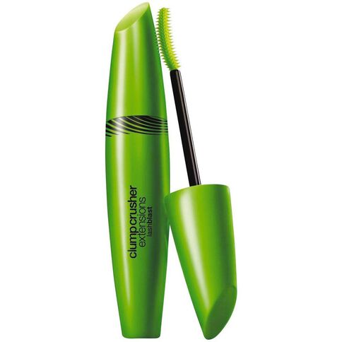 Covergirl Clump Crusher Extensions Mascara Very Black