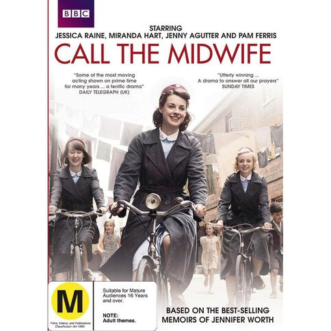 Call The Midwife DVD 2Disc
