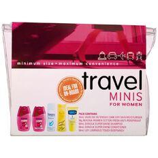 Rexona Unilever Travel Set Mini's For Women