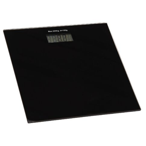 Living & Co Digital Bathroom Scale 302mm x 302mm x 20mm
