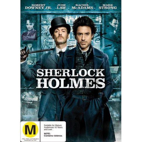 Sherlock Holmes DVD 1Disc