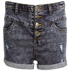 A'nD High Waist Shorts