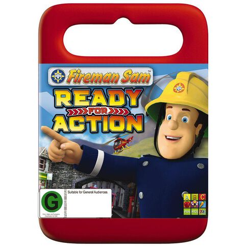 Fireman Sam Ready for Action DVD 1Disc