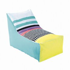 Living & Co Lounger Beanbag Cover Pastel
