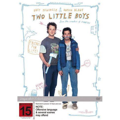 Two Little Boys DVD 1Disc