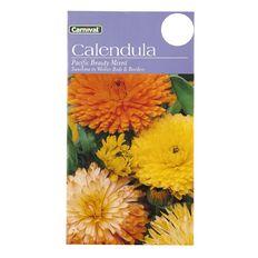 Carnival Seeds Calendula Flower