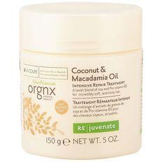 La Coupe Orgnx Coconut & Macadamia Oil Intensive Repair 150g