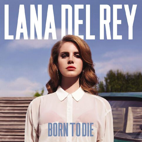 Born to Die Vinyl by Lana Del Ray 2Record