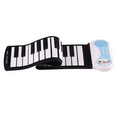 Konix Kids' Roll Up Piano with Built-In Speaker