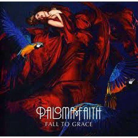 Fall To Grace CD by Paloma Faith 1Disc